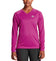 Women's VaporActive Alpha Long Sleeve Shirt  | Purple Wine