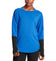 Women's VaporActive Amplified Merino Long Sleeve Shirt  | Lapis Blue/ Moonless Night
