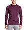 Men's VaporActive Amplified Merino Long Sleeve Shirt | Potent Purple