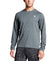 VaporActive Alpha Long Sleeve Athletic Shirt | Heather Grey