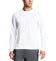 VaporActive Alpha Long Sleeve Athletic Shirt | Bright White