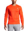 VaporActive Alpha Long Sleeve Athletic Shirt | Cherry Tomato