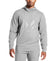 Men's VaporActive Gravity Fleece Pullover Hoodie | Alloy Heather Grey
