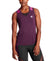 VaporActive Conductor Tank Top | Potent Purple/ Purple Wine