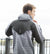Men's VaporActive Barometer Running Jacket | Moonless Night Ombre