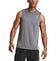 VaporActive Alpha Sleeveless T-Shirt | Iron Gate