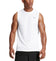 VaporActive Alpha Sleeveless T-Shirt | Bright White