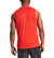 VaporActive Alpha Sleeveless T-Shirt | Fiery Red