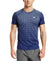 Mens Vaporactive Stratus Short Sleeve Running T-Shirt | Estate Blue Ombre