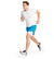 VaporActive Voltage Short Sleeve Compression Top | Bright White