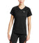 VaporActive Alpha Short Sleeve V-Neck T-Shirt | Moonless Night