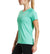 VaporActive Alpha Short Sleeve V-Neck T-Shirt | Pool Blue