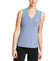 VaporActive Conductor Tank Top | English Manor / Pool Blue
