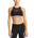 VaporActive Sensory Cross Back Medium Impact Sports Bra | Moonless Night / Funghi