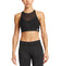 VaporActive Sensory Cross Back Medium Impact Sports Bra | Moonless Night
