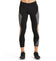 VaporActive Radiate Cropped Yoga Legging | Moonless Night / Funghi