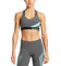 VaporActive Temper Racerback Medium Impact Sports Bra | Iron Gate / Pool Blue