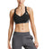 VaporActive Celsius Crossback Medium Impact Sports Bra | Moonless Night / Iron Gate