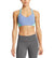 VaporActive Celsius Crossback Medium Impact Sports Bra | English Manor / Pool Blue
