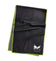 HydroActive MAX Large Towel | Jet Black / Hi Vis Green