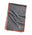 HydroActive MAX Large Towel | Charcoal / Hi Vis Coral
