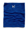 HydroActive Fitness Half Multi-Cool Neck Gaiter and Headband | Royal Blue Space Dye