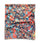 HydroActive Fitness Multi-Cool Neck Gaiter and Headband | Graffitti Pattern Hi Vis Coral