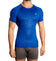 VaporActive Compression Shirt  | Royal Blue