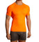 VaporActive Compression Shirt  | Hi Vis Orange
