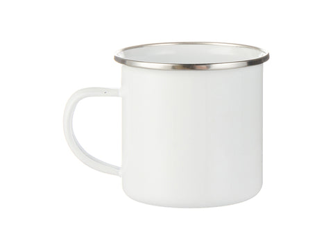 Enamel Camper mug - 12 oz (48 pieces)