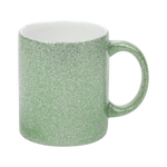 Ceramic Sparkle  mugs Assorted colors - 11oz  - 36/case