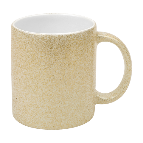 Ceramic Sparkle Gold mug-11oz
