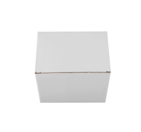 Box for 11 oz Mugs - White (400  pieces)