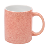 Ceramic Sparkle Red mug-11oz - 36/case
