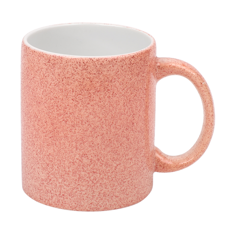Ceramic Sparkle Red mug-11oz