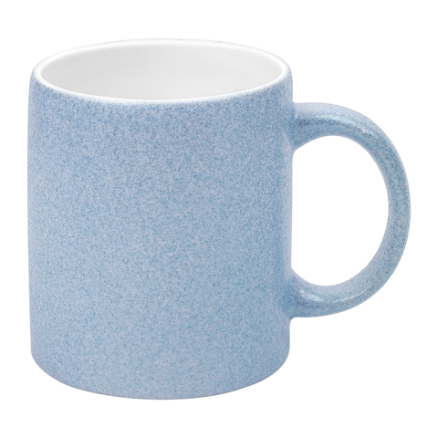 Ceramic Sparkle Blue mug-11oz - 36/case