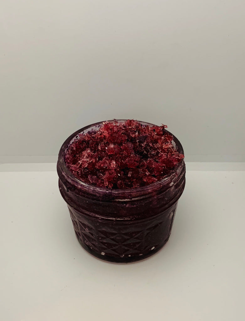 Blueberry Bliss Facial Scrub