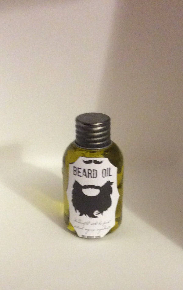 Men's Facial Beard Oil