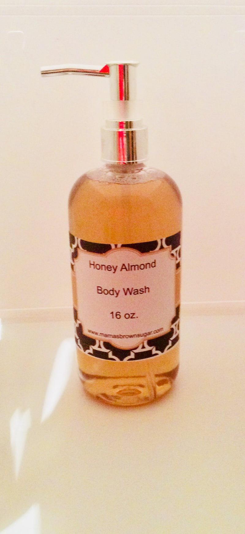 Honey Almond Shower Gel | Body Wash