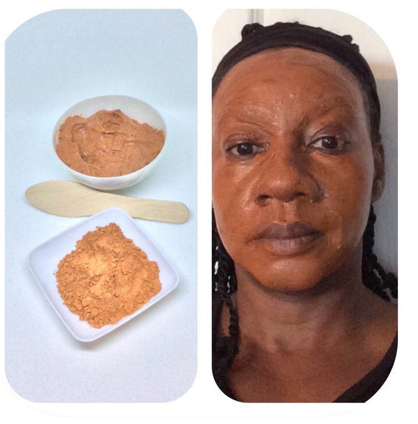 Turmeric Brightening Facial Mask