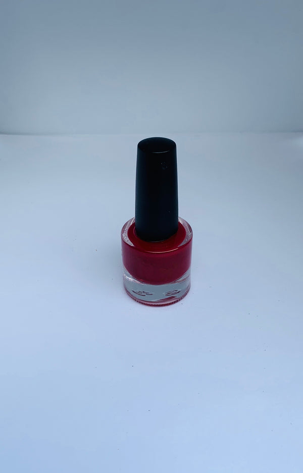 Ruby Slipper Natural Nail Polish
