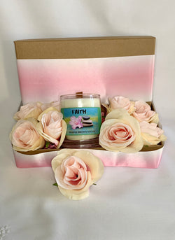 Faith Soy Candle