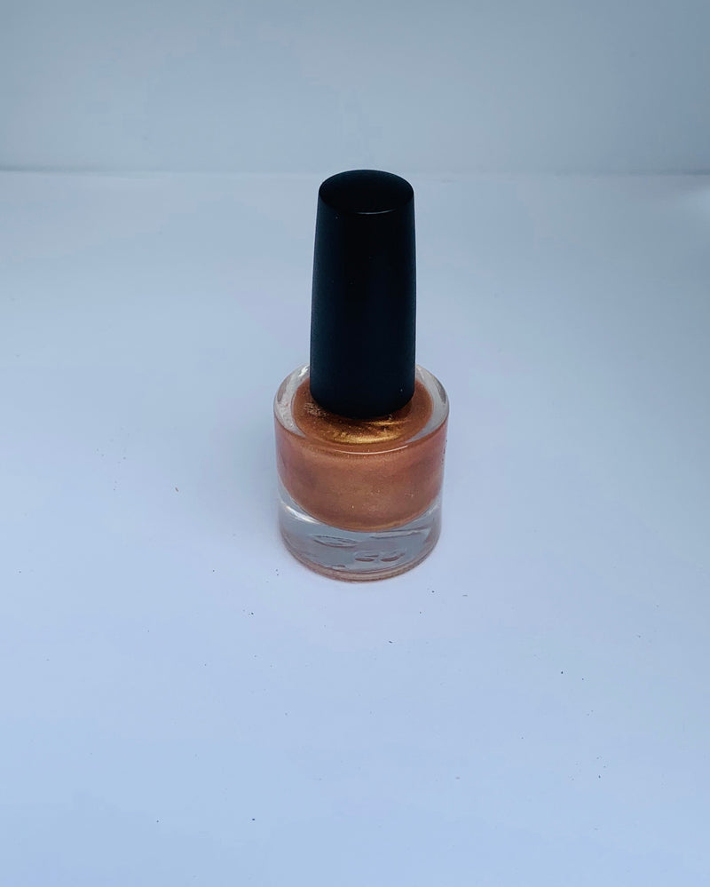 Copper Bliss Natural Nail Polish
