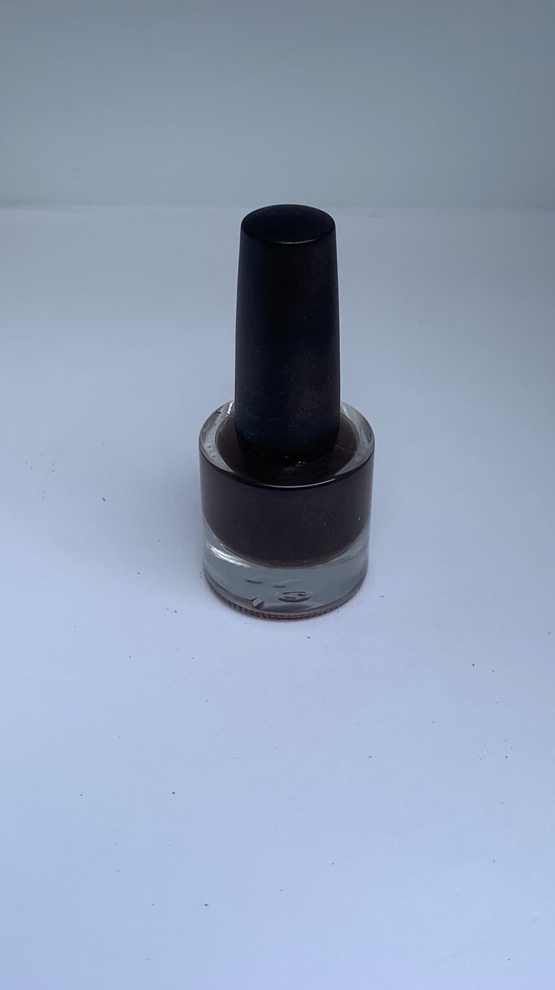 Hot Fudge Natural Nail Polish