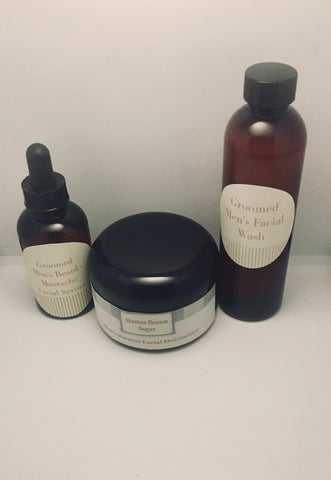 Men's Skincare Set