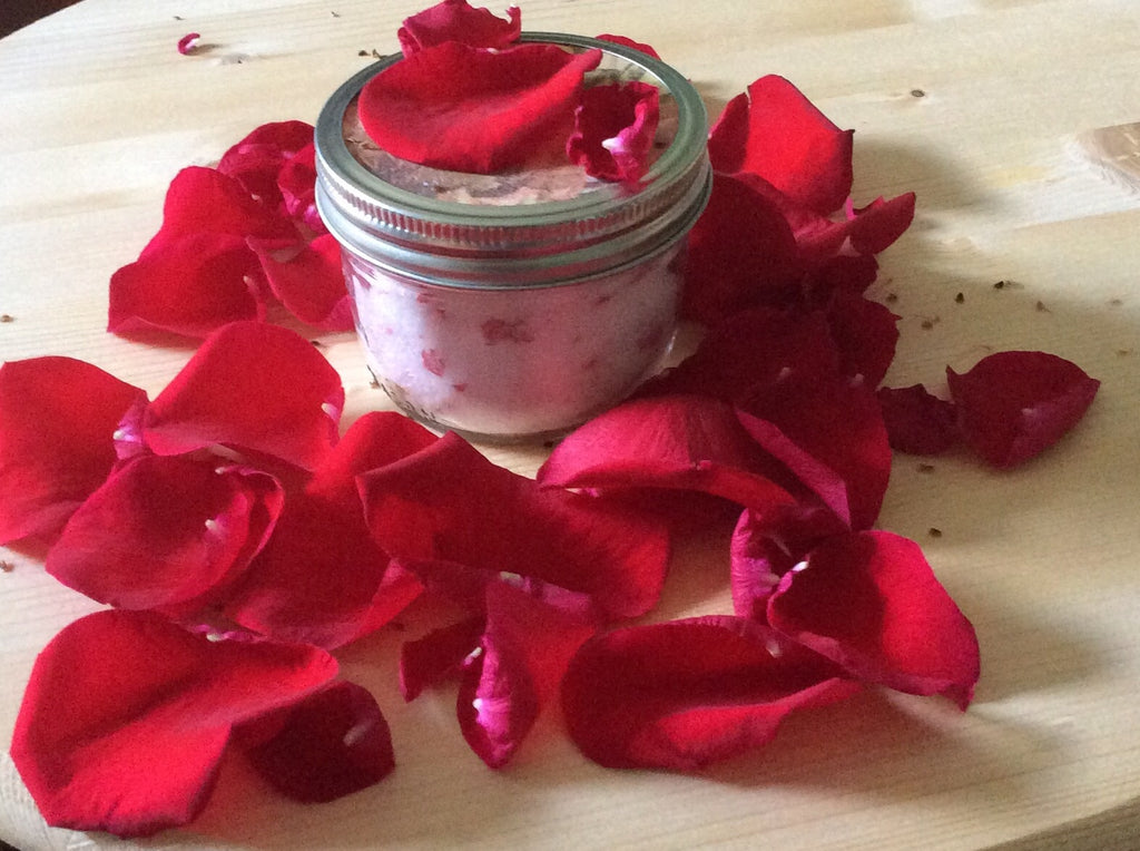 Perfect Rose Bath Soak
