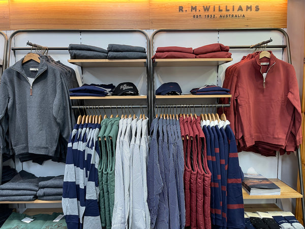 R.M. Williams Winter 2021 - New Season