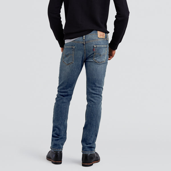 Levi's Mens 511 Slim Fit Jeans - Canyon Dark