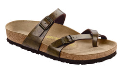 Birkenstock Mayari Golden Brown - Birkoflor Regular
