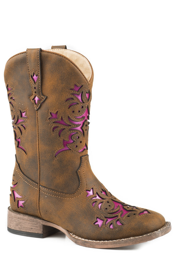 Roper Little Kids Lola Boot